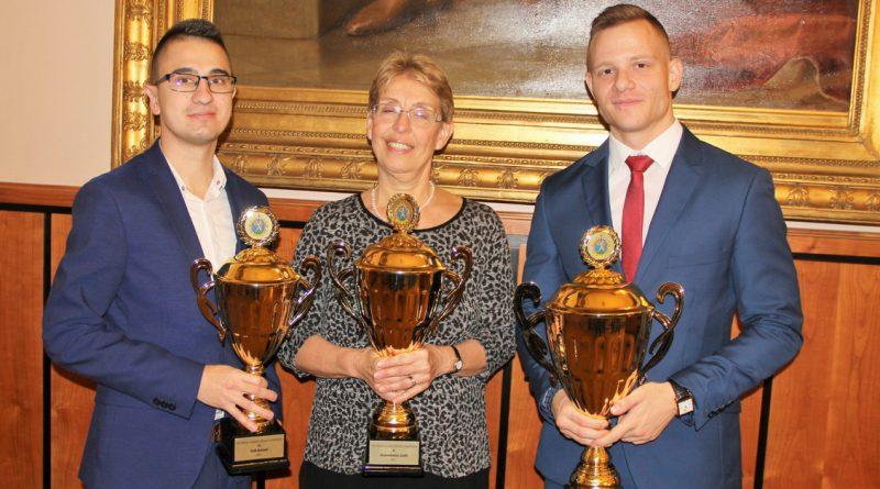 Szervátültetett sportolók lettek Pest megye legjobb speciális sportolói