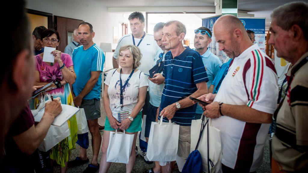 X. Szervátültetettek és Művesekezeltek Európa Bajnoksága