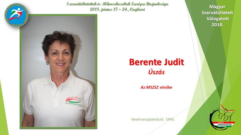Berente Judit