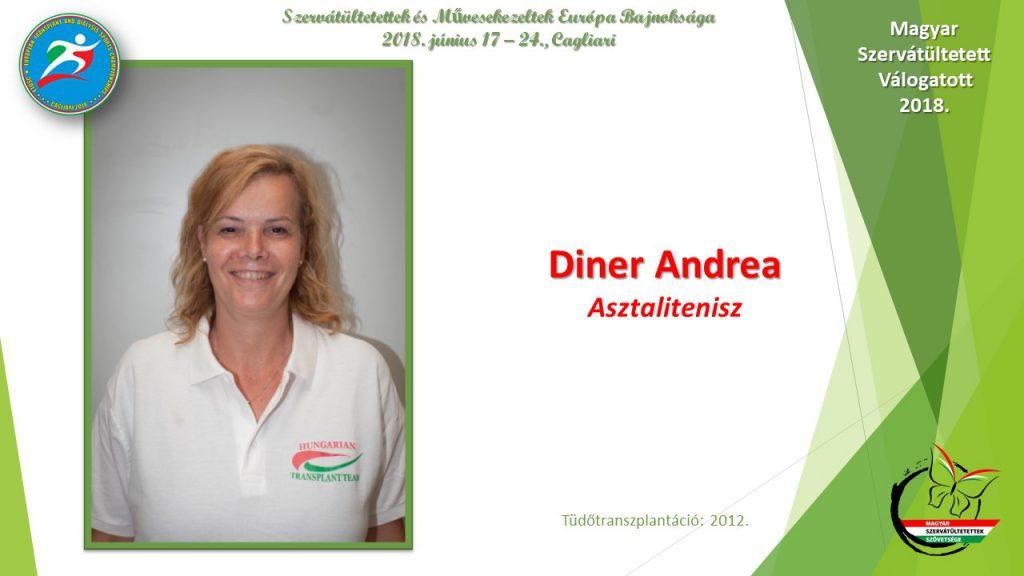 Diner Andrea