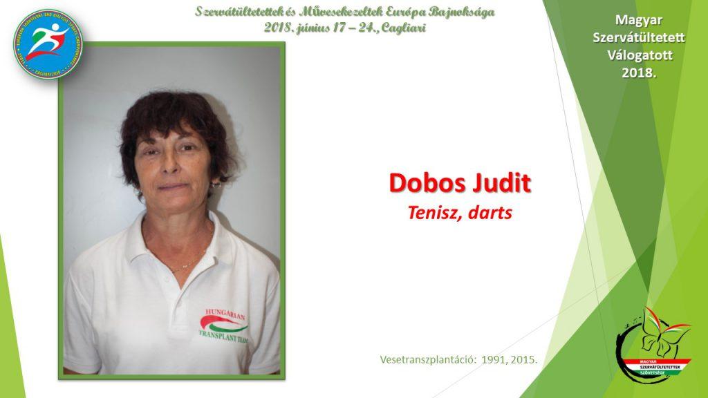 Dobos Judit