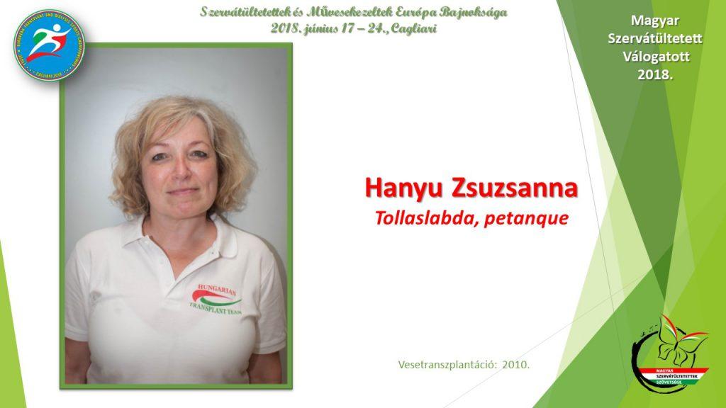 Hanyu Zsuzsanna