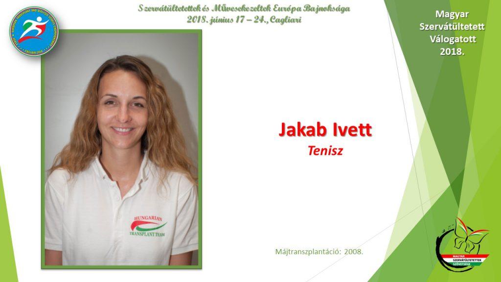 Jakab Ivett