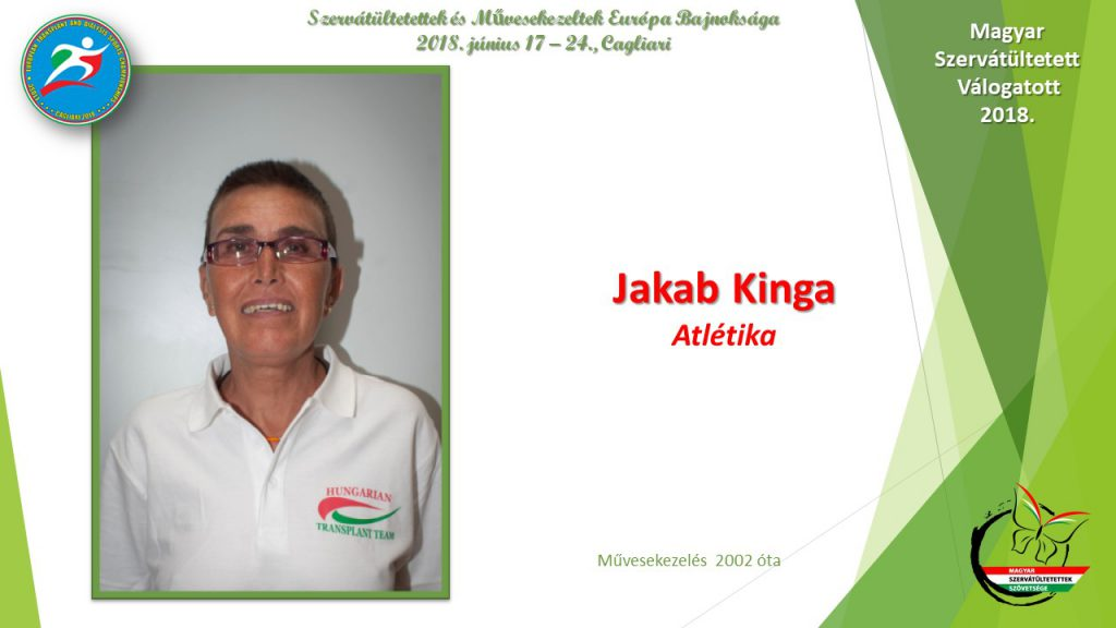 Jakab Kinga