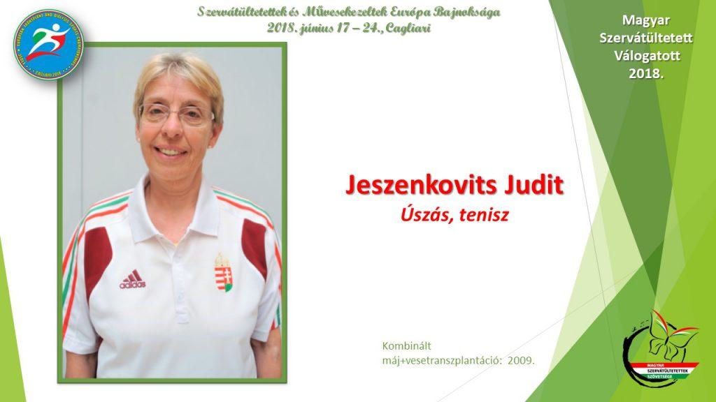 Jeszenkovits Judit