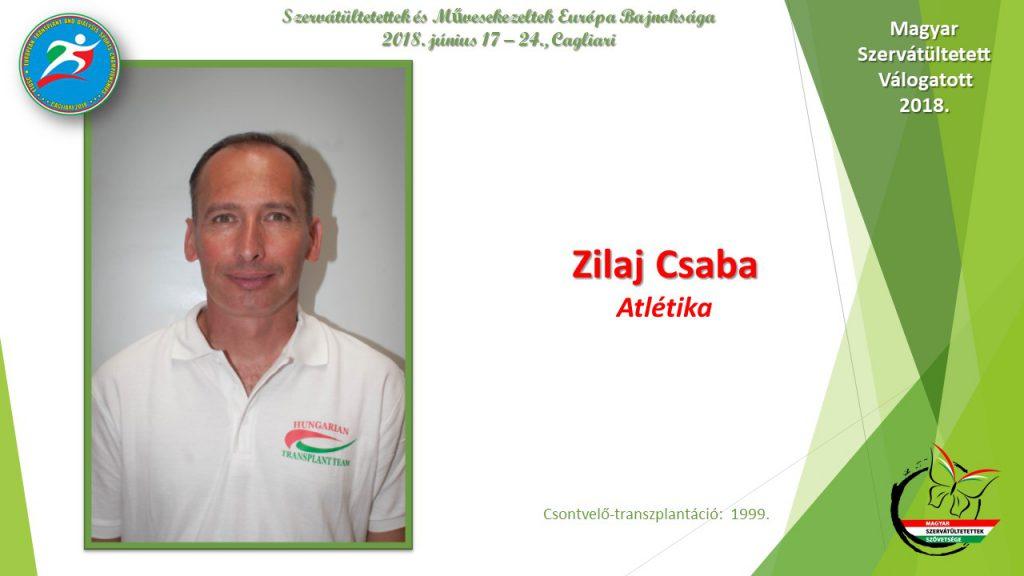 Zilaj Csaba